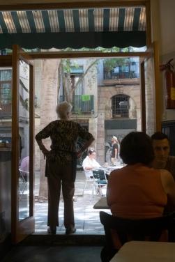 breakfast, Barcelona 2016